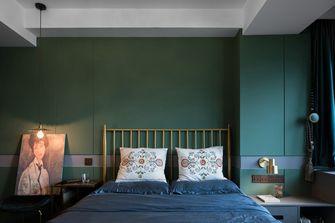 90平米一居室新古典风格卧室装修案例