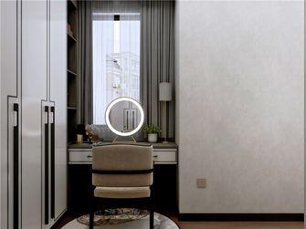 110平米三室两厅中式风格衣帽间欣赏图