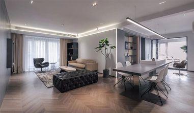 120平米三室两厅现代简约风格走廊装修图片大全