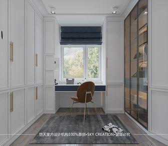 5-10万80平米三室两厅法式风格衣帽间图片大全