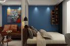 40平米小户型混搭风格卧室设计图