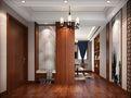 130平米四室一厅中式风格玄关图片