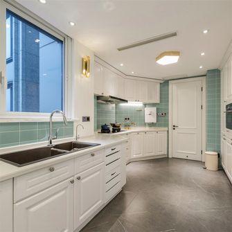 140平米三室三厅英伦风格卫生间装修图片大全