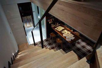 80平米宜家风格楼梯间图