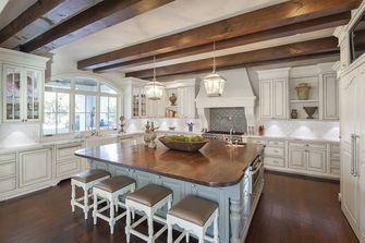 50平米小户型美式风格厨房欣赏图