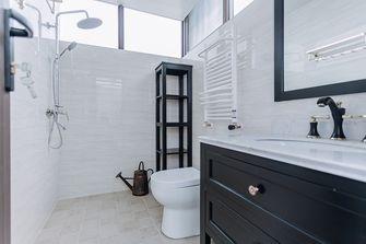 140平米四室三厅美式风格卫生间图片大全
