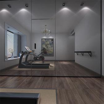 140平米三中式风格健身室图片