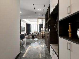 110平米三室三厅混搭风格玄关效果图