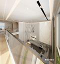 140平米四室六厅现代简约风格阁楼图片大全