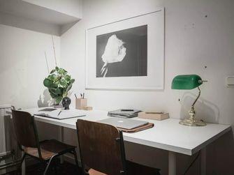 70平米复式北欧风格书房装修效果图
