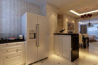 80平米一居室欧式风格厨房图