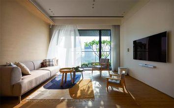 140平米四日式风格客厅图片