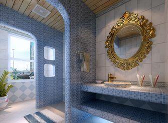 5-10万90平米三室两厅地中海风格梳妆台装修效果图