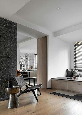 110平米四室一厅北欧风格书房图