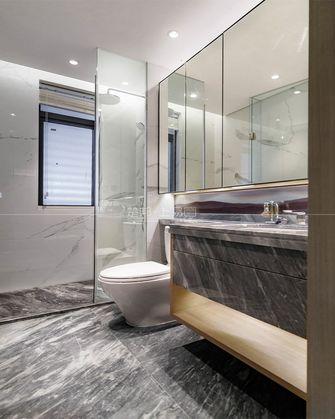 130平米四室一厅中式风格卫生间装修案例