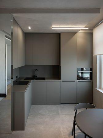 50平米一室两厅北欧风格厨房图