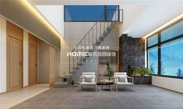 140平米四室两厅中式风格玄关效果图