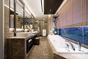 豪华型140平米四室六厅东南亚风格卫生间装修图片大全