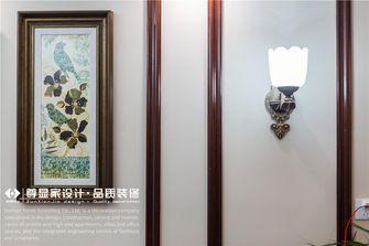 80平米欧式风格走廊装修图片大全