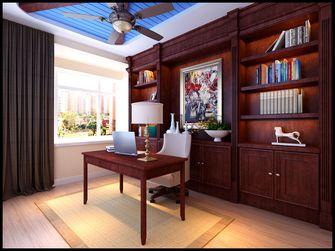140平米三地中海风格书房欣赏图