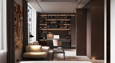 100平米其他风格书房图片
