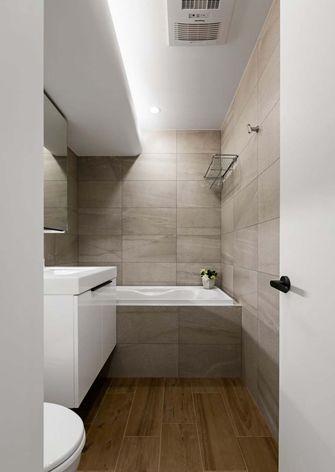 100平米三东南亚风格卫生间装修案例