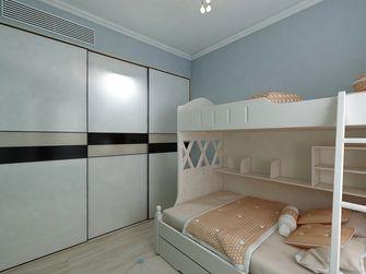 60平米三田园风格儿童房装修图片大全