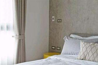 140平米四北欧风格卧室图片大全