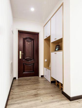 140平米三室两厅北欧风格玄关装修效果图