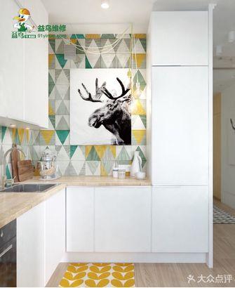 3万以下30平米以下超小户型欧式风格厨房图片