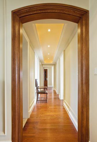 80平米三室三厅美式风格走廊装修案例