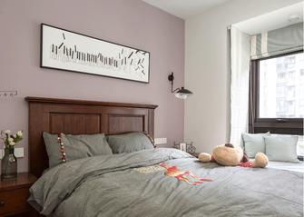 110平米四室两厅混搭风格卧室图片大全