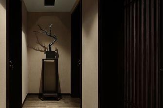 20万以上140平米三室两厅中式风格走廊图
