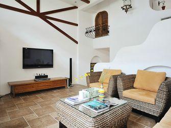 120平米复式东南亚风格客厅装修图片大全