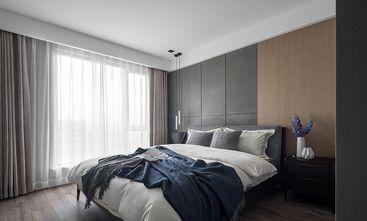 110平米三现代简约风格卧室效果图