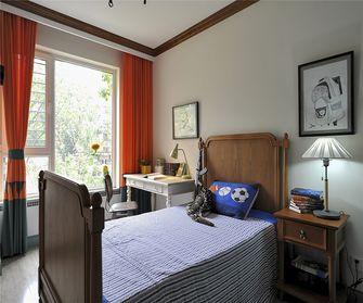 140平米田园风格卧室设计图