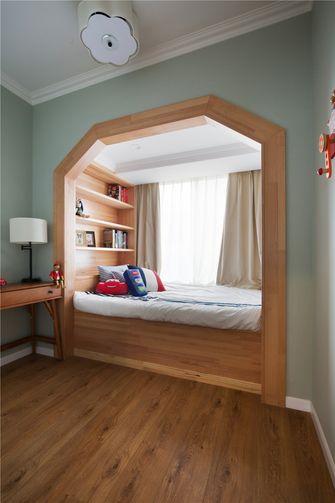 130平米三室三厅美式风格儿童房效果图
