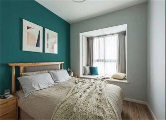 80平米一室一厅北欧风格卧室图片大全