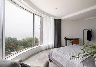 110平米一室两厅现代简约风格卧室装修案例