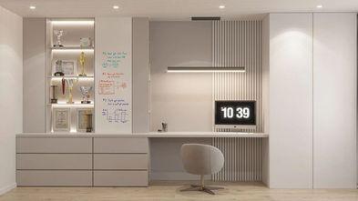 120平米现代简约风格书房欣赏图