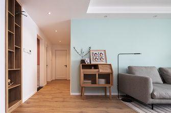 140平米四室一厅北欧风格走廊设计图