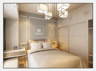 90平米日式风格卧室设计图