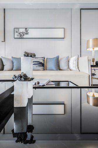 120平米复式中式风格客厅设计图