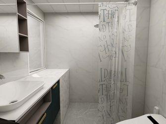 60平米公寓现代简约风格卫生间装修案例