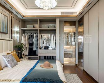 140平米三宜家风格卧室图片