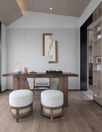 140平米四室两厅日式风格书房图片大全