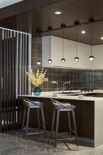 140平米四室五厅现代简约风格厨房装修案例