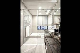 140平米三室一厅新古典风格卫生间装修图片大全