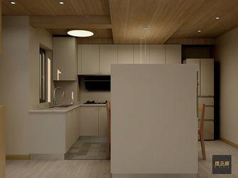 15-20万80平米日式风格厨房装修效果图
