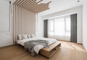 140平米四室两厅日式风格卧室装修效果图